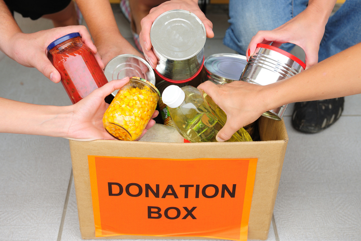 Local food banks in Myrtle Beach