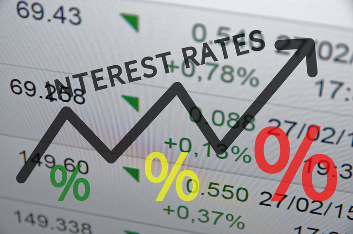 Rising Interest Rates Myrtle Beach