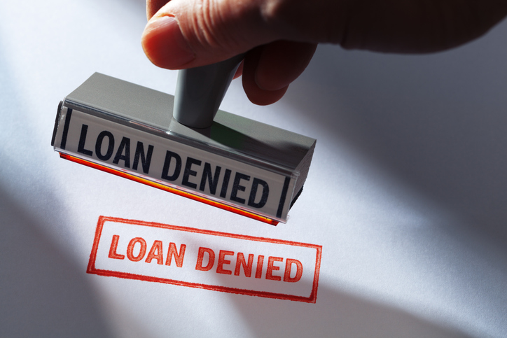 home loan rejections Myrtle Beach