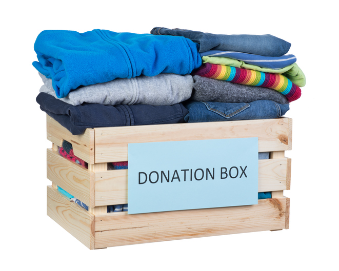 Donations for Hurricane Florence Victims